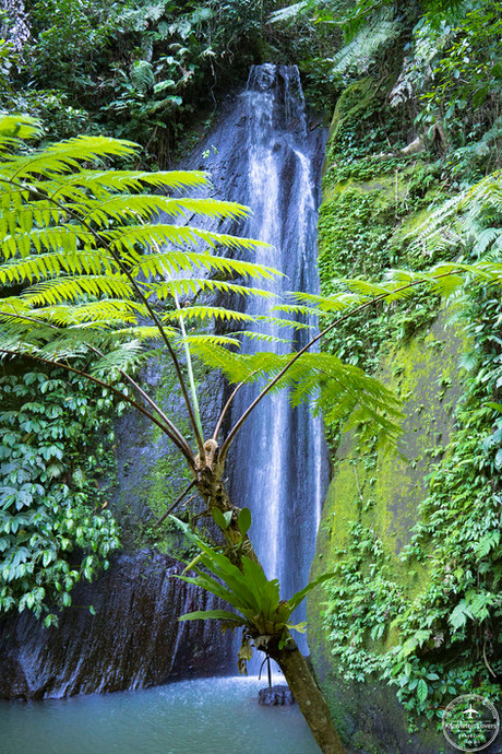 Bali - Bangkiang Djaran waterfall