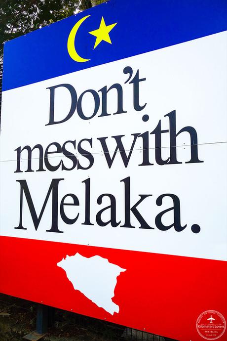 Malaisie - Melaka