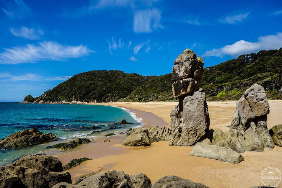 NZ - Abel Tasman NP