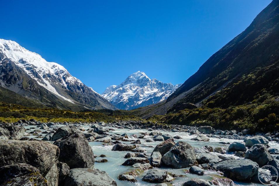 NZ - Mt Cook NP