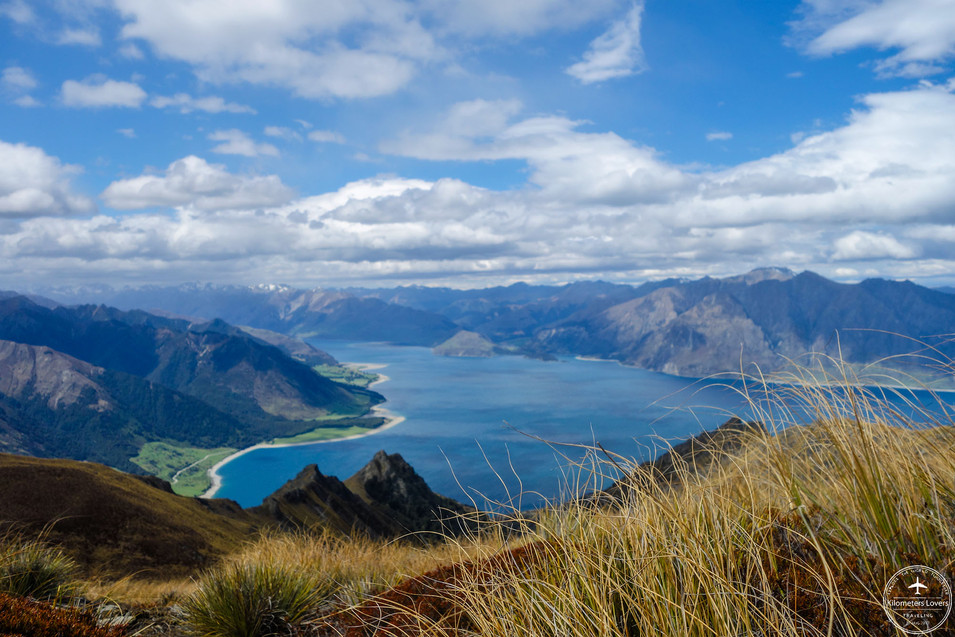 NZ - Isthmus peak