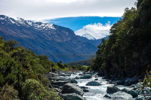 NZ - Rob Roy glacier