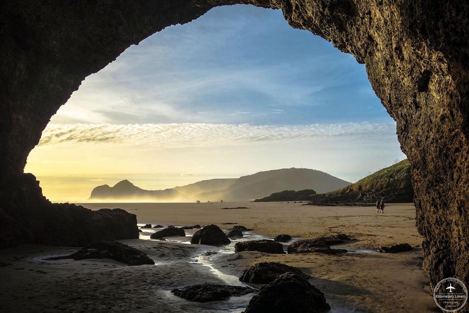 NZ - Bethells beach