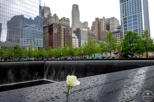 New York - Twin towers memorial