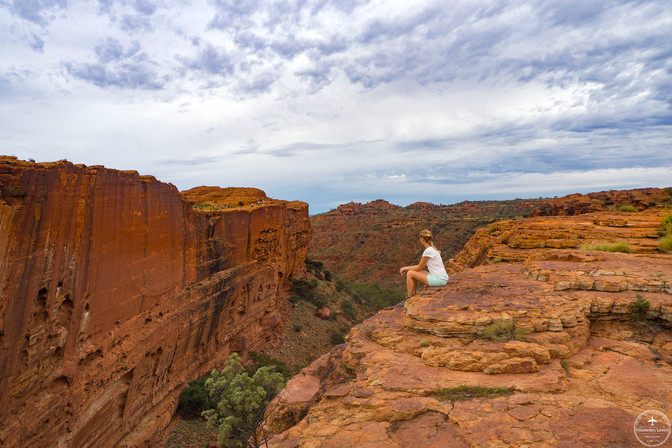 Australia - Kings Canyon
