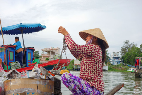 Vietnam - Châu Dôc
