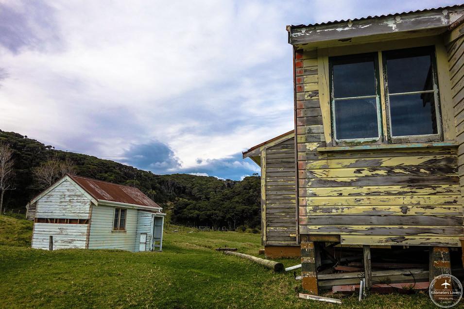 NZ - East Cap