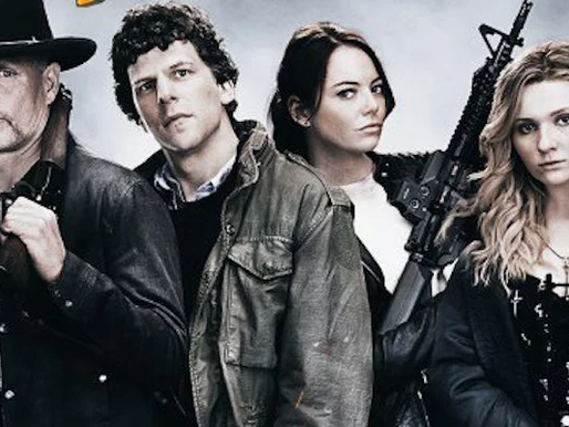 "Now streaming: ""Zombieland: Double Tap"""