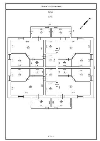 Технический план МКД