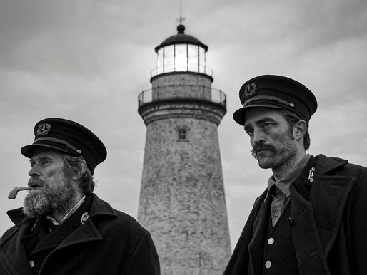 """The Lighthouse"": A masterpiece of madness and gothic romanticism"