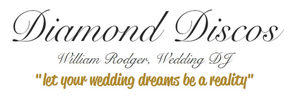Glasgow Wedding DJ, diamond discos, info@diamond-discos.co.uk, wedding entertainment