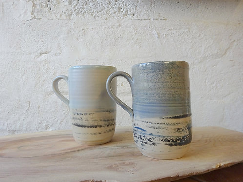 Tall mugs