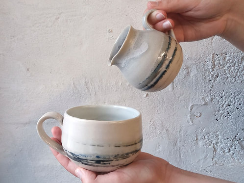 Wide Rimmed Cups