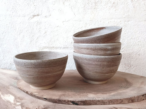 Ice cream bowls - Argyll Winter range