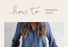 French Tuck Goodness