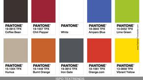 Fall Pantone Style Colors 2019