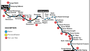 Involvement of Multi-Trans & Megalift in Klang Valley MRT Project
