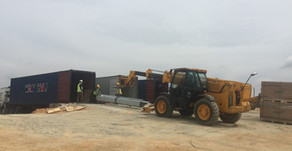 700 Containers in 4 months for Solar Project   Freight Forwarder Malaysia