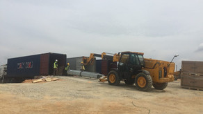700 Containers in 4 months for Solar Project | Freight Forwarder Malaysia