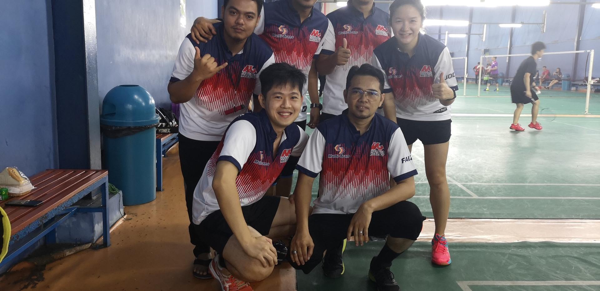SFFLA Badminton Championship (Jun 2019)