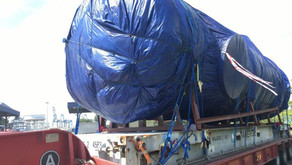 Time-critical OOG Shipment from Port Klang to Cebu