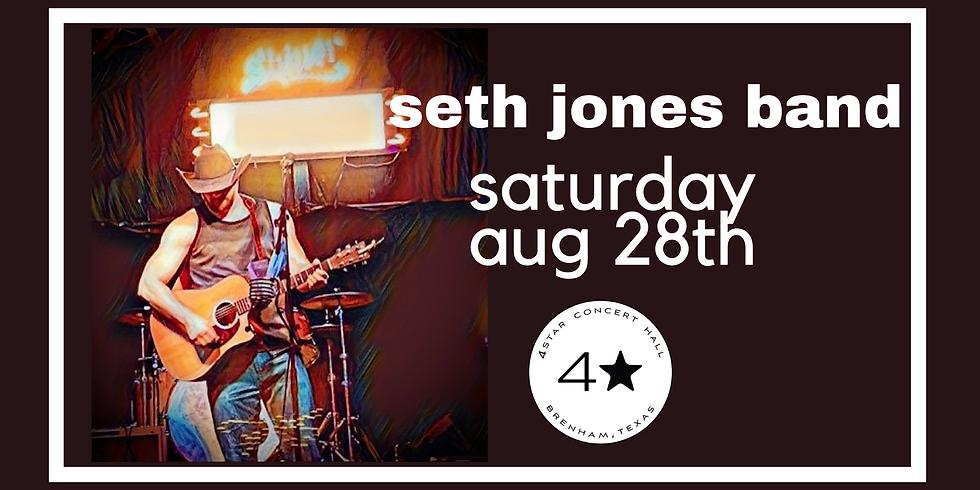 Seth Jones Band