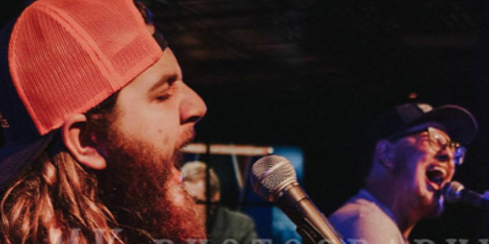 Jordan Nix & The Day Drinkers -NO COVER!