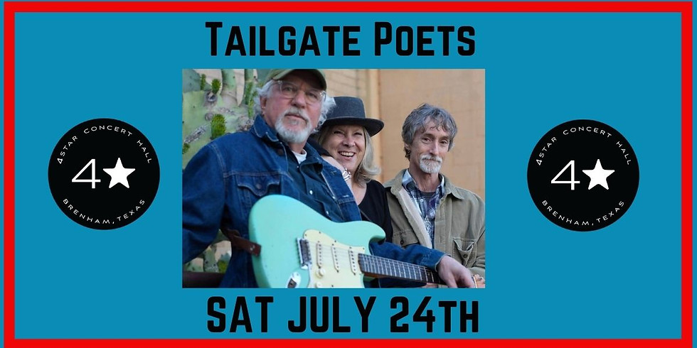 Tailgate Poets  NO COVER!
