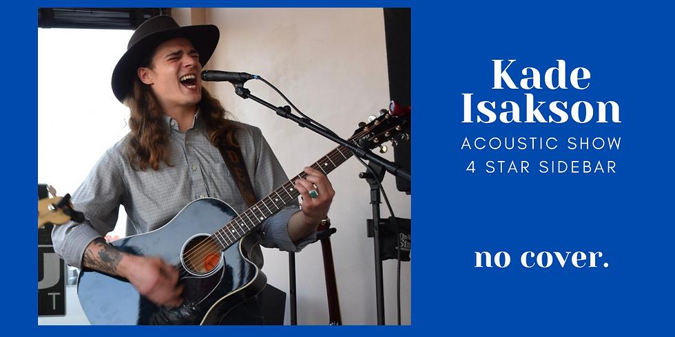 Kade Isakson-No Cover!