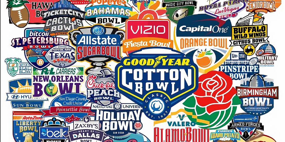 Bowl Game Watch Party