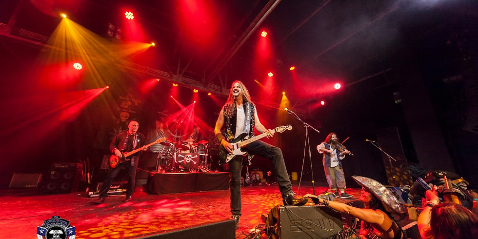 Blaggards: 'Irish Rock Band' St. Paddy's Weekend