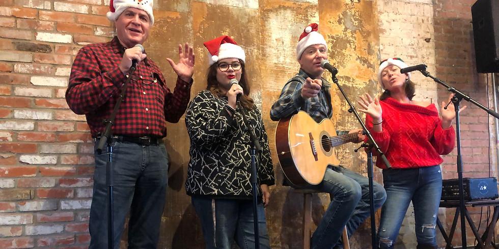 Christmas Sing A Long & Open Mic!