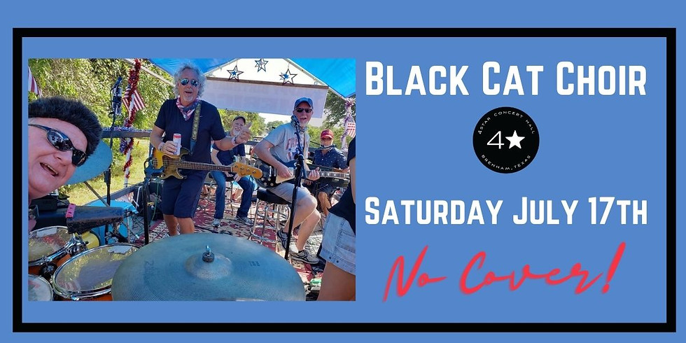 Black Cat Choir - NO COVER!