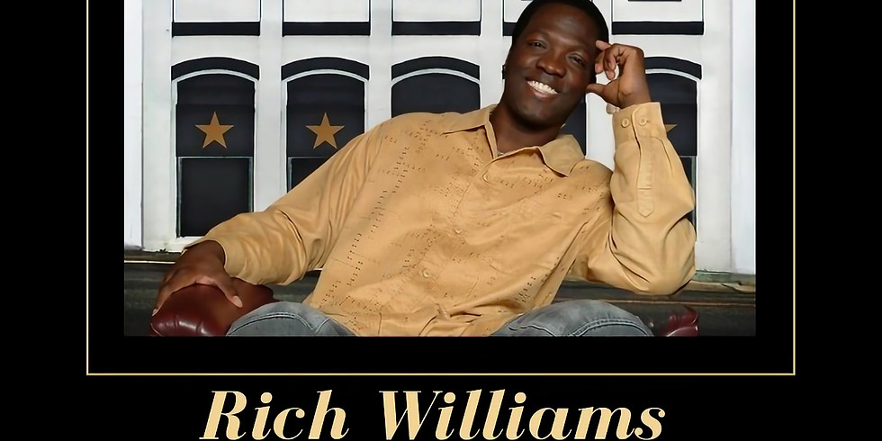 Comedy Night with Rogue Comedy! Rich Williams Headlining!