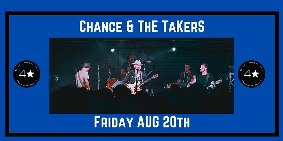 Chance & The Takers