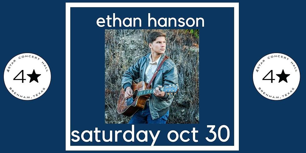 Ethan Hanson Duo- NO COVER!