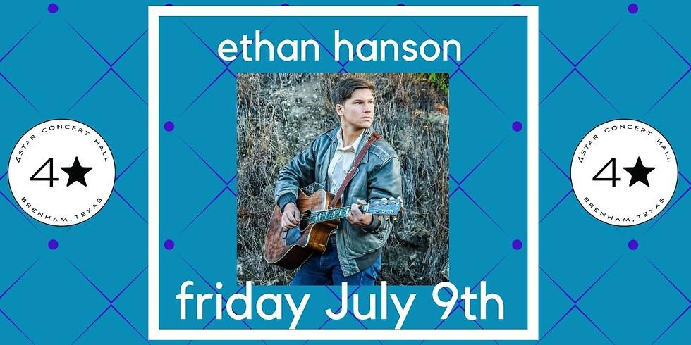 Ethan Hanson- NO COVER!