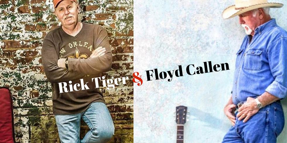 Rick Tiger & Floyd Callen - NO COVER!