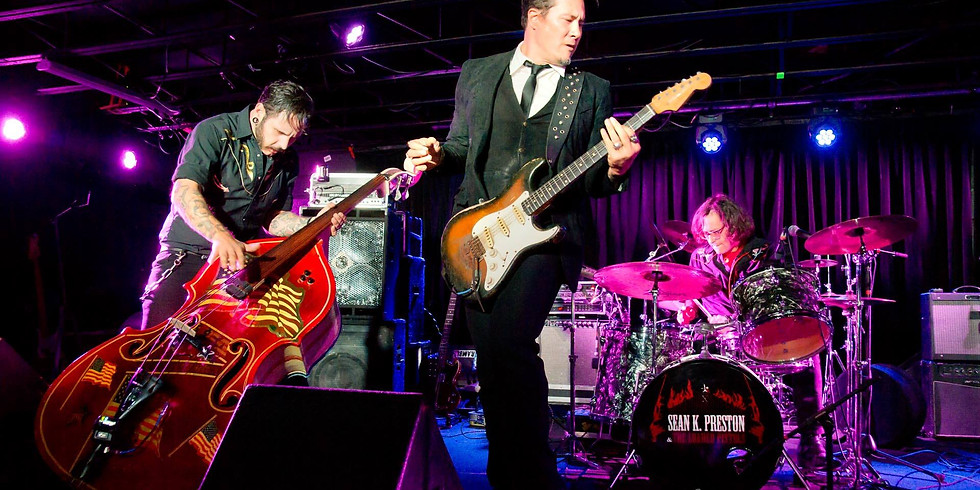 Sean K. Preston & The Loaded Pistols