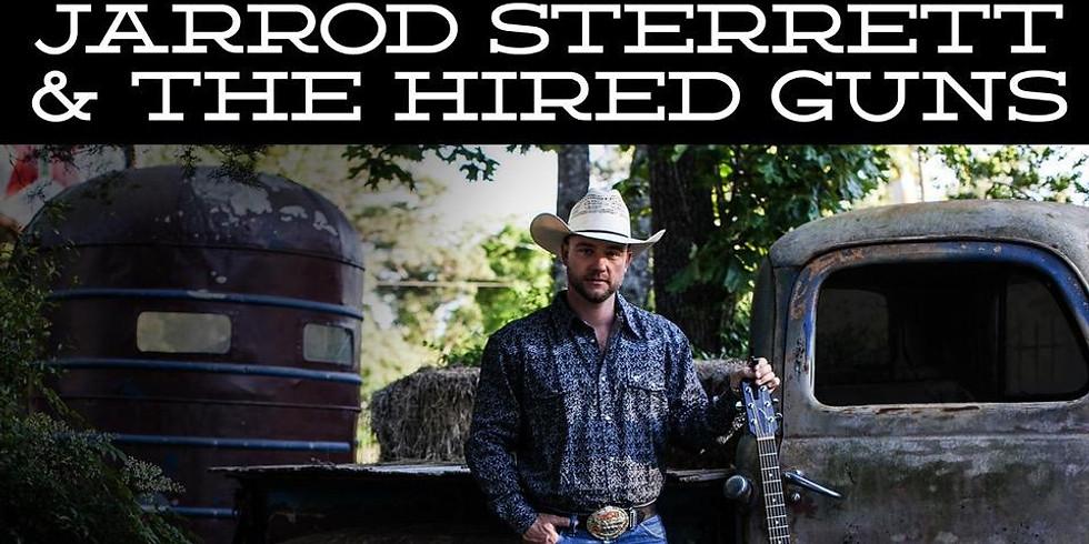 Jarrod Sterrett & The Hired Guns