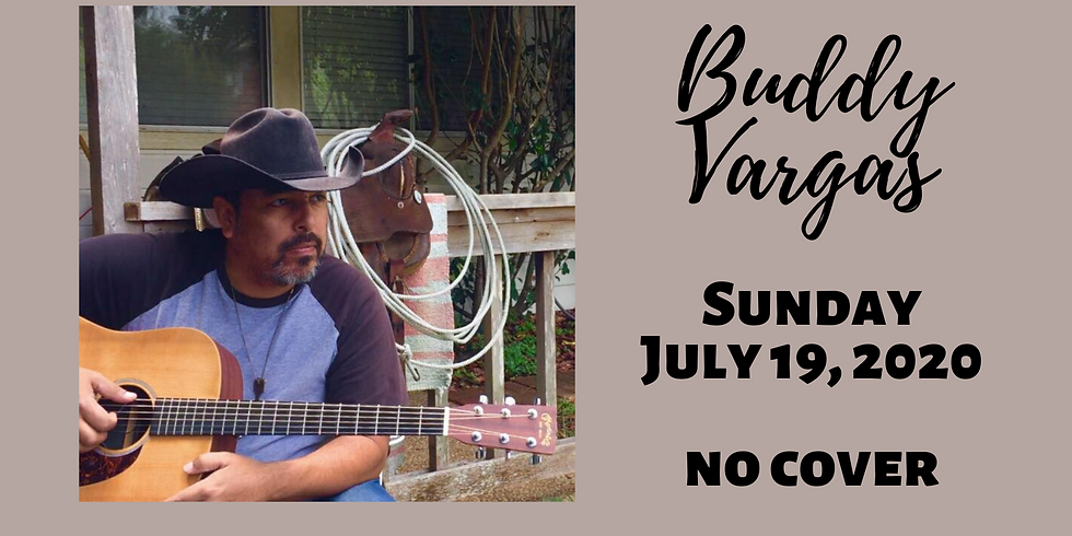 Buddy Vargas One Man, 3 Piece Band