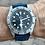 Thumbnail: Waterproof Dark BLUE Swimstrap rubber base