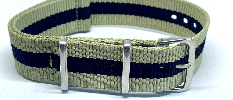 20mm NATO / ZULU Straps - Nylon