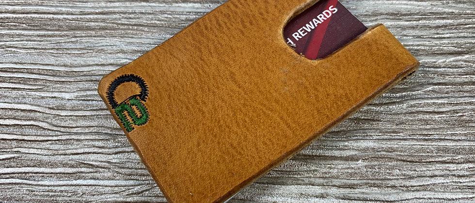 TAN Modern, Minimalistic Italian Calfskin Leather wallet