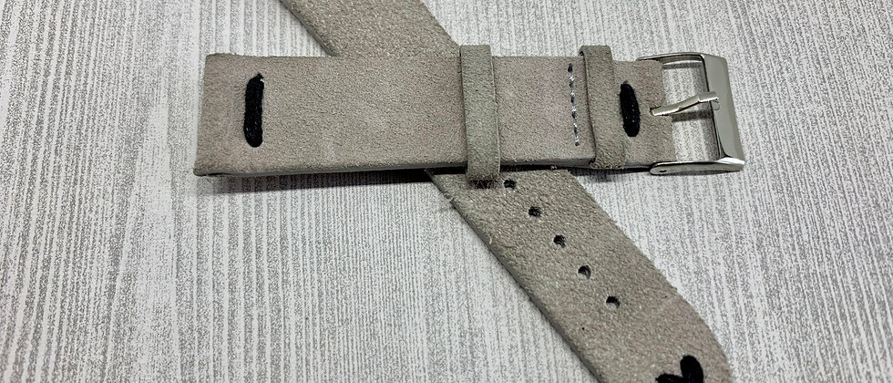 Modern, Minimalistic - Hand Made Gray