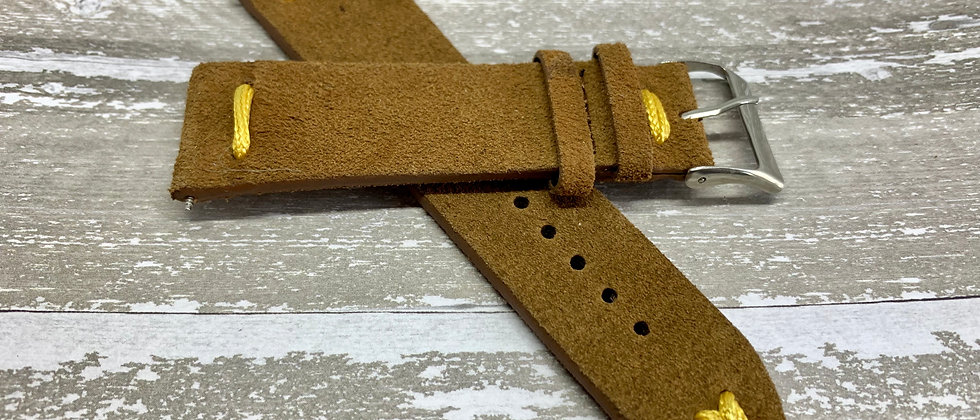 Modern, Minimalistic - Hand Made Brown
