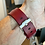 Thumbnail: Ox-BLOOD RED Vulcanized Rubber attached 44mm Luminor