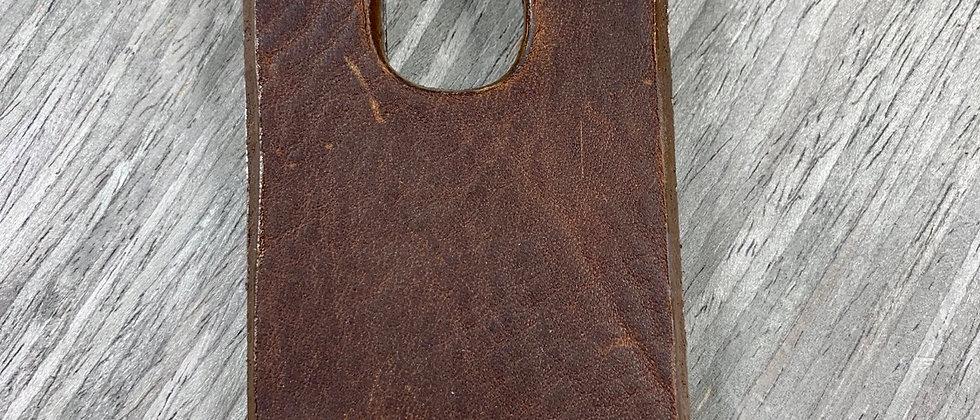 BROWN Modern, Minimalistic Italian Calfhide Leather wallet