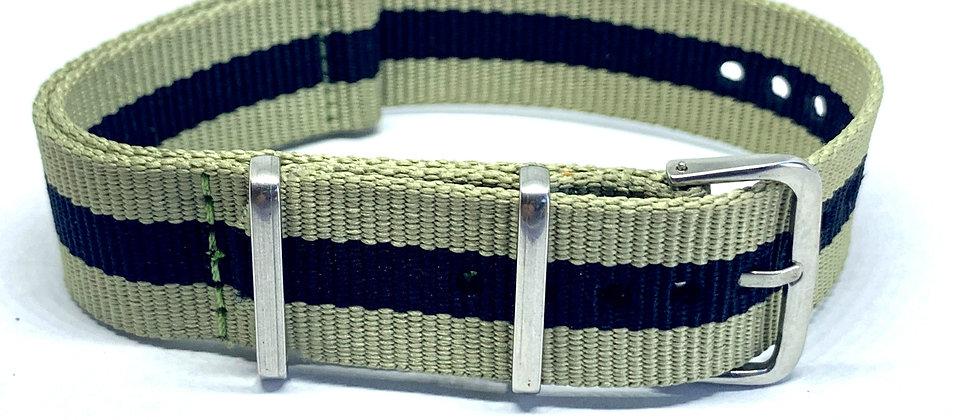 20mm NATO / ZULU Straps - Nylon