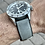 Thumbnail: Waterproof GRAY Full Grain leather with a rubber base